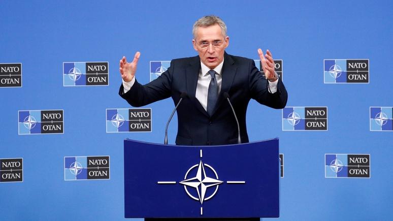 Frankfurter Allgemeine: ядерные учения НАТО перестали быть тайными
