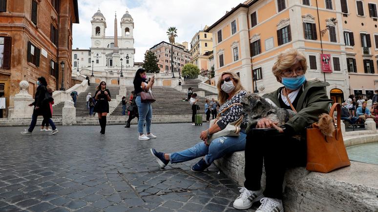 «Выучили урок»: USA Today рассказала, почему сейчас Италия лучше справляется с COVID-19, чем США