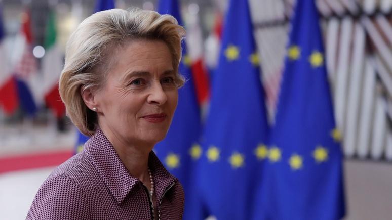 Урсула фон дер Ляйен: Европе нужно найти новую гармонию между современной жизнью и природой
