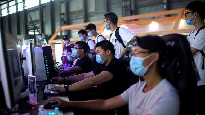 CNBC: напряжённость между Китаем и США ведёт к расколу интернета