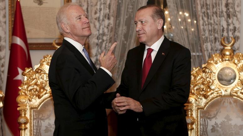 SvD: в случае победы Байден не станет «сюсюкаться» с Турцией — и Анкара этого опасается