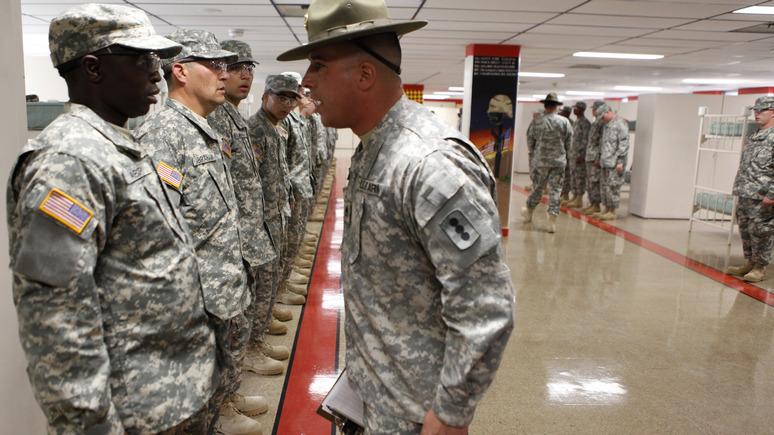 WP: конгресс США призвал Пентагон повременить с новым армейским тестом — подчёркивает гендерное неравенство