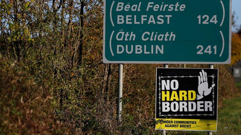 BI: из-за брексита Северная Ирландия рискует остаться без британского пищепрома