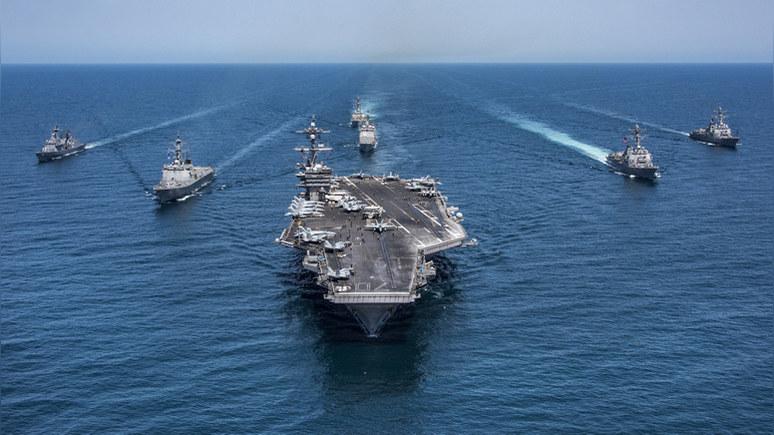 Спецпомощник Рейгана: США любят «дипломатию канонерок» — но она пока никого не убедила