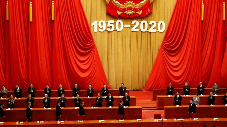 GT: к 70-летию Корейской войны Пекин напомнил США, что с китайским народом «шутки плохи»