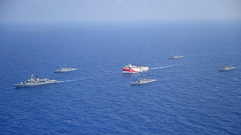 Al Jazeera: Турция предупреждает Грецию, что расширение территориальных вод чревато войной
