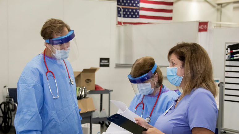 Daily Beast: уровень заражений коронавирусом в США может достичь 100 тысяч в день