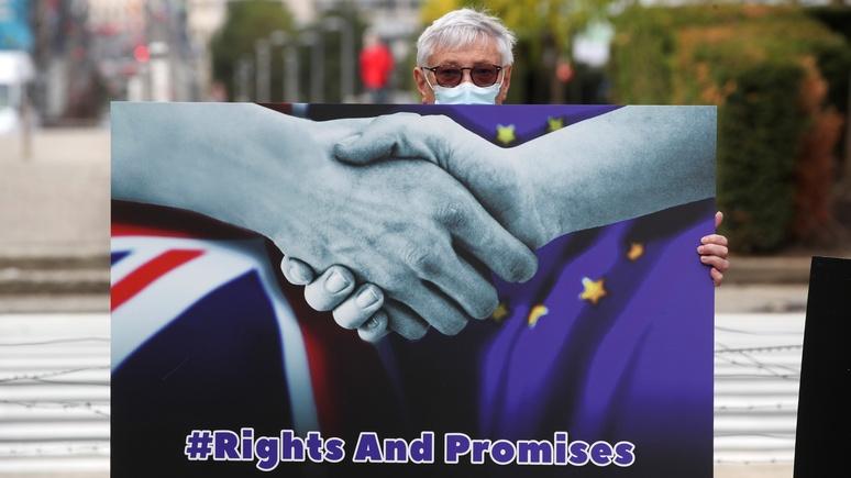 Tagesspiegel: без Великобритании ЕС сможет действовать лишь вполсилы