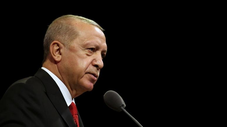 Hürriyet Daily News: Эрдоган призвал граждан Турции не покупать французские товары