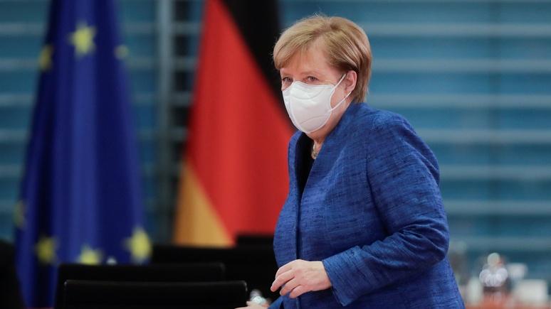 Bild: сигнал SOS по коронавирусу — Меркель предупредила коллег об «угрожающем положении»