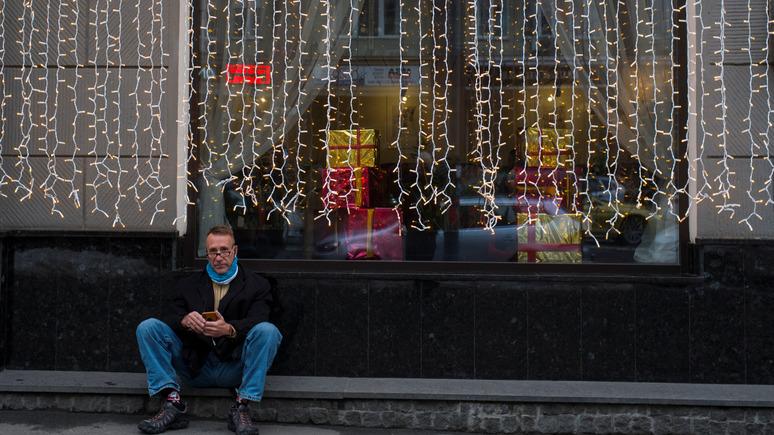 NewsOne: в Киеве могут отменить празднование Нового года из-за коронавируса
