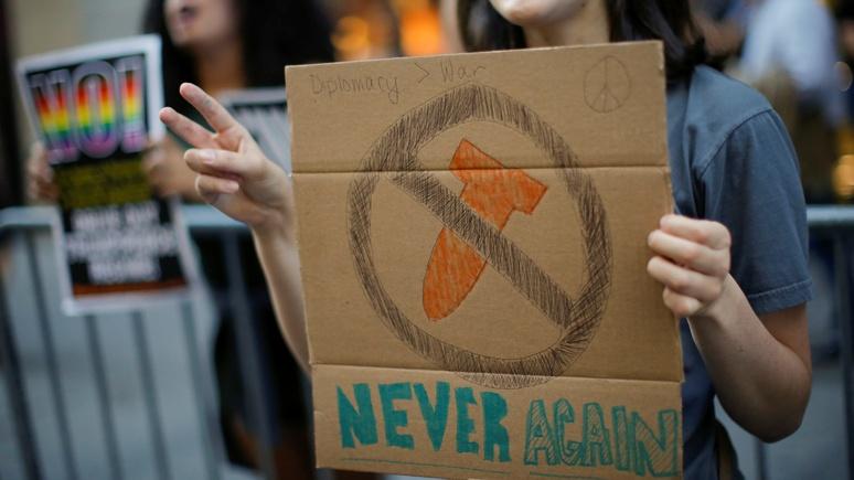 Le Figaro: запрет ядерного оружия не принесёт мир, но пойдёт на руку агрессорам
