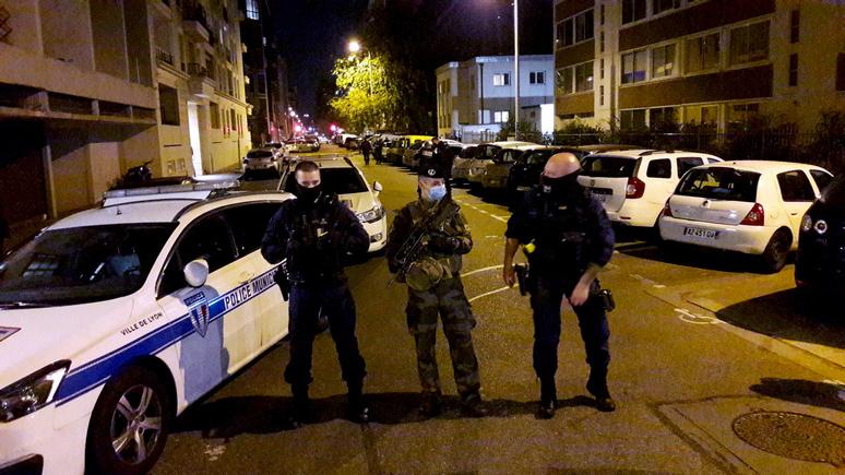 Le Figaro: в Лионе задержали подозреваемого в нападении на православного священника
