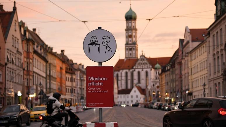Welt: Германия считается чемпионом по борьбе с пандемией, но Азия справляется лучше