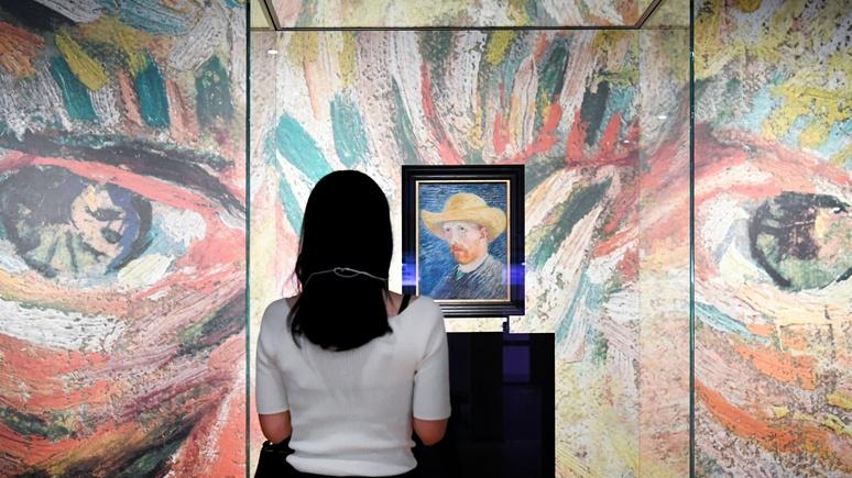 CNN: эксперты считают — Ван Гог страдал от белой горячки из-за алкогольной абстиненции
