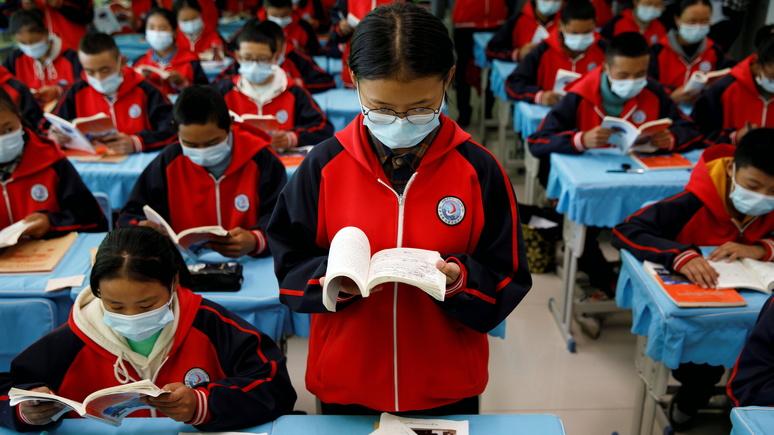 Guardian: «партия заботится о жизни народа» — в китайскую школьную программу включат материалы об успехах страны в борьбе с пандемией