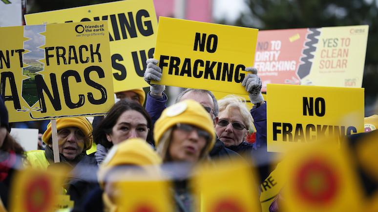 Independent: британские учёные предупредили о недооценённой опасности сланцевого газа