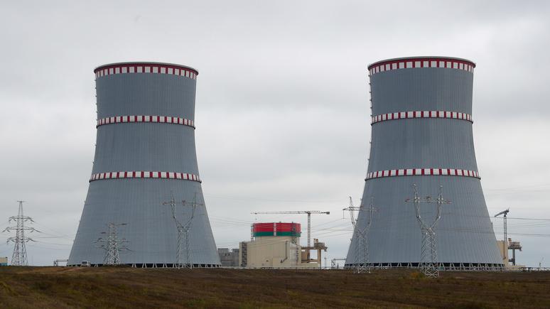 Das Erste: Белоруссия сделала шаг к энергетической независимости от России, но соседей он встревожил