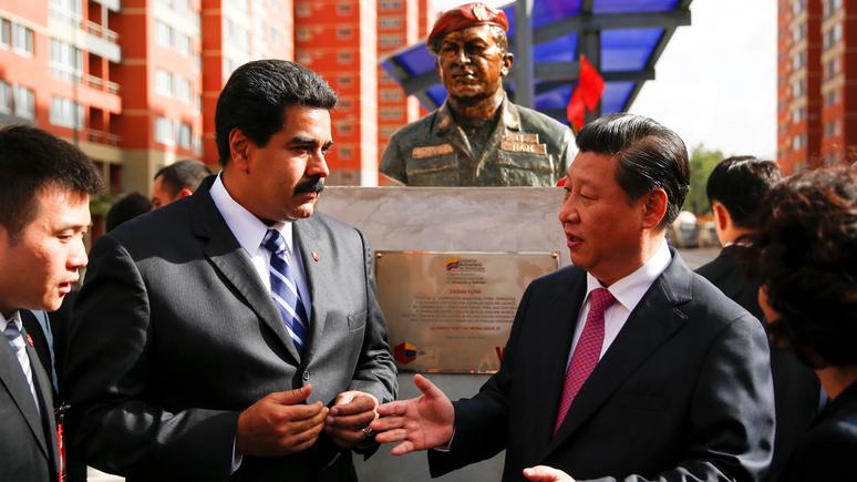 DT: открытие нефтяной индустрии для иностранных инвесторов сделает Венесуэлу более зависимой от России, Китая и Ирана