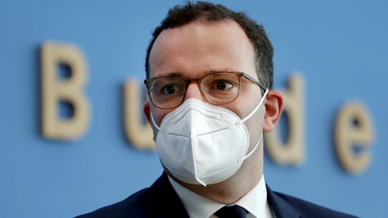 Глава Минздрава ФРГ: до 40% населения Германии входит в группу риска по коронавирусу