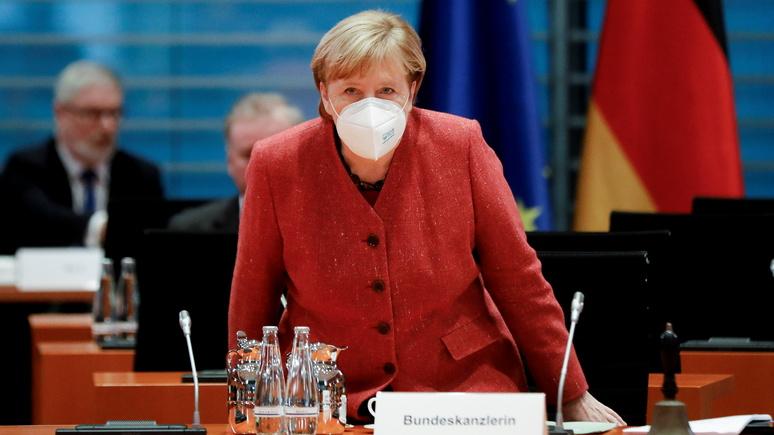Das Erste: неудачное время — Меркель предупредила немцев о ещё нескольких месяцах пандемии