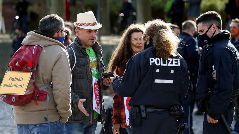 Das Erste: исследование выявило случаи расизма со стороны немецкой полиции
