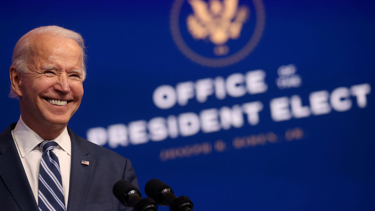 American Conservative: Джо Байден может остановить новую холодную войну