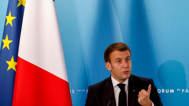 Макрон: Европа не может вновь начать полагаться на США — даже когда Байден придёт к власти