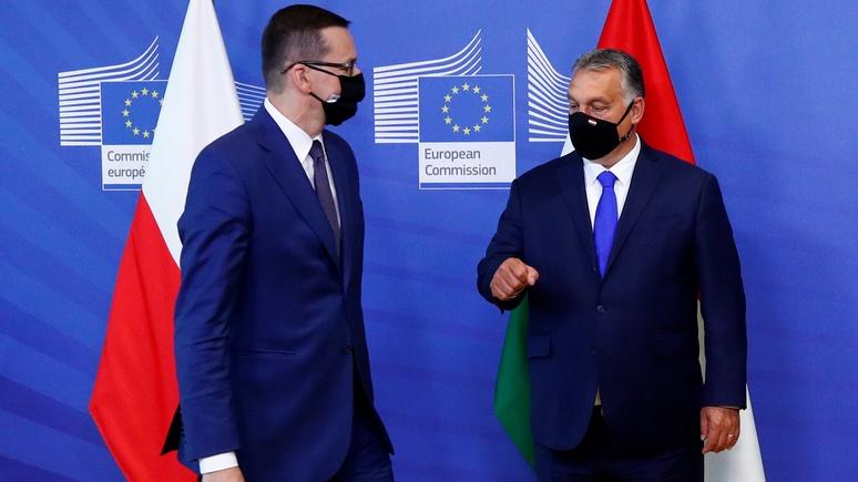 Журналист Der Spiegel: «политический вандализм» Польши и Венгрии грозит ЕС распадом