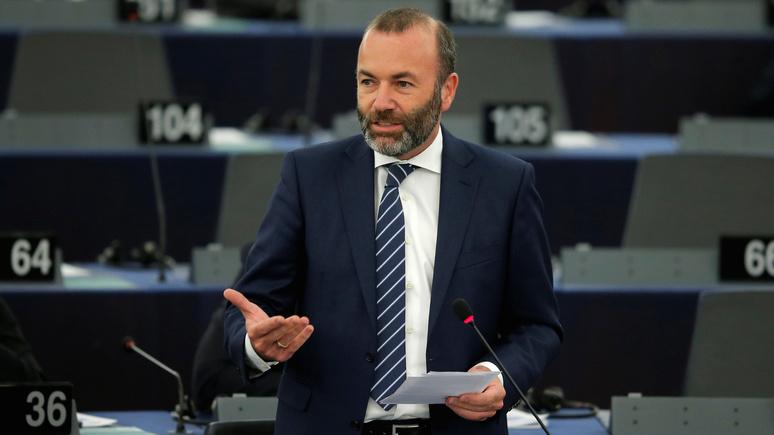 Лидер крупнейшей фракции Европарламента: ВРЭП и усиление Китая — «сигнал к пробуждению» для ЕС и США