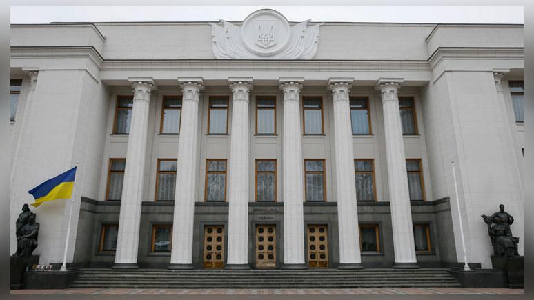 СТРАНА: посольство США обеспокоилось союзниками России в Верховной раде