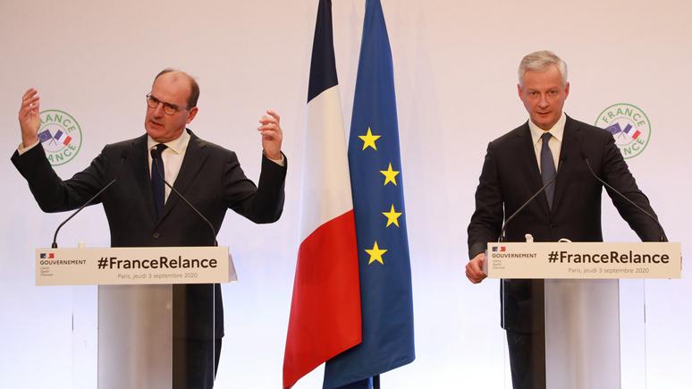 Le Monde: во Франции «ковидный долг» возрождает дебаты о налоге на богатство