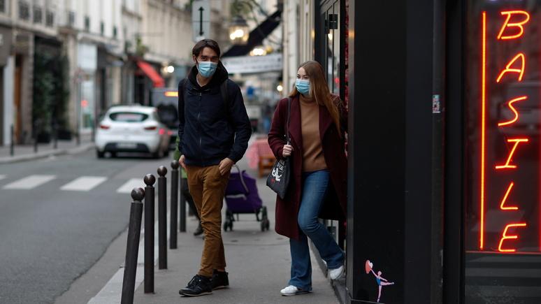 Le Figaro: три четверти молодых французов считают себя жертвами коронакризиса