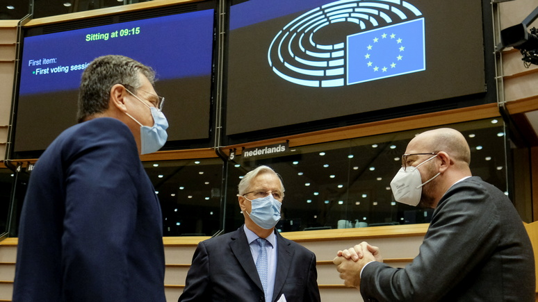 DE: Брюссель «наказал» Великобританию за упрямство — страны — члены ЕС отказались от двусторонних «мини-сделок» с Лондоном