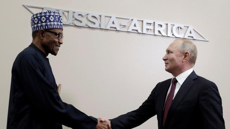 TV5:  Макрон обвинил Россию и Турцию в желании настроить Африку против Франции