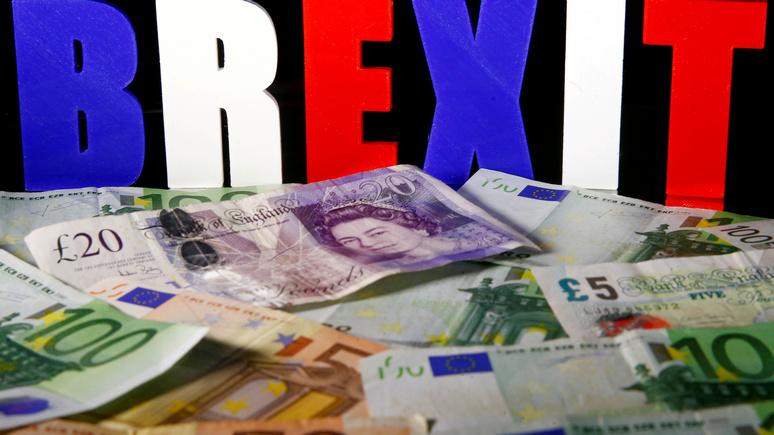 DT: ослабит британские позиции — Лондон втайне оплатил счёт ЕС на миллиард фунтов в рамках брексита