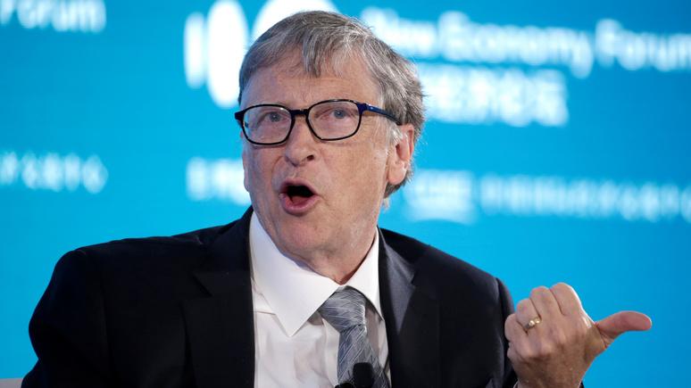 CNN: Билл Гейтс уверен — почти все вакцины от коронавируса хорошо себя покажут