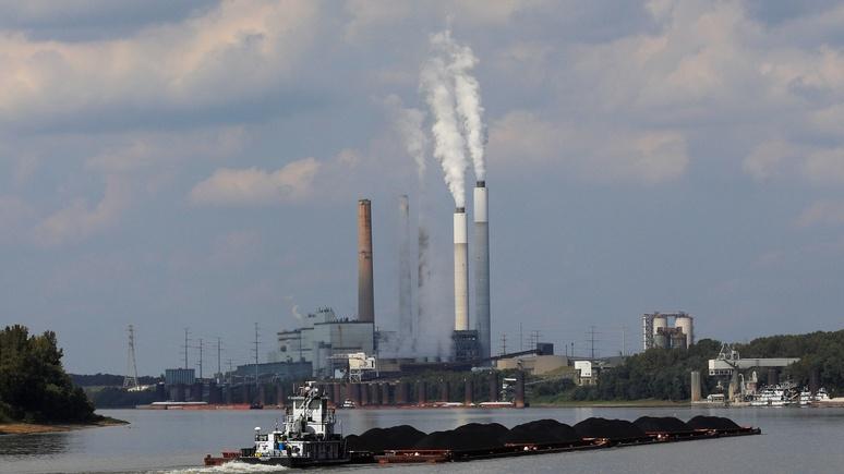 Трамп: Парижское соглашение по климату было создано, чтобы убить экономику США