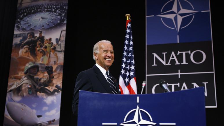 National Interest советует Байдену «перезагрузить» НАТО — и сделать США его последним резервом
