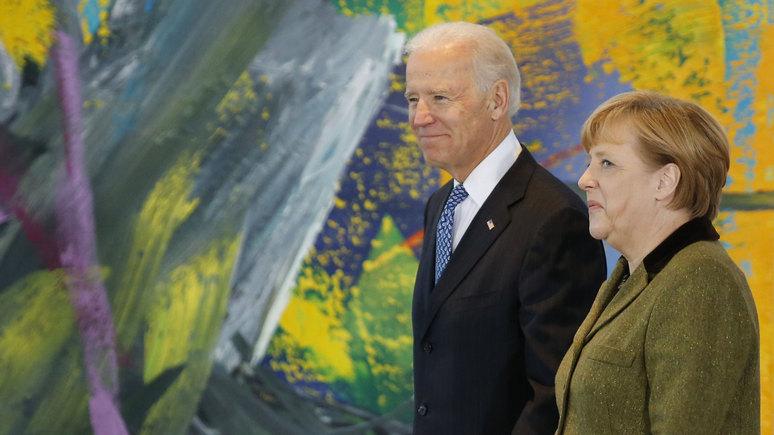 «Не будут вести себя по-хамски» — FAZ рассказала, что изменится для Германии с приходом Байдена