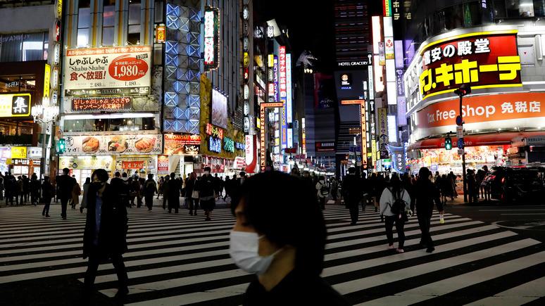 Mainichi Shimbun: депутаты в Токио задумались над штрафами за отказ от тестов на коронавирус