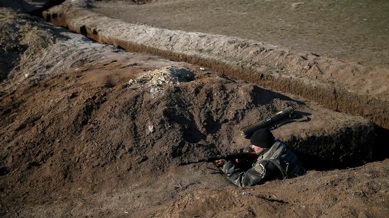 Факты: «Чисто военного решения не вижу» — командующий ВСУ оценил шансы Украины вернуть Донбасс