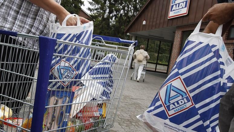 Spiegel: с 2022 года из немецких супермаркетов исчезнут полиэтиленовые пакеты