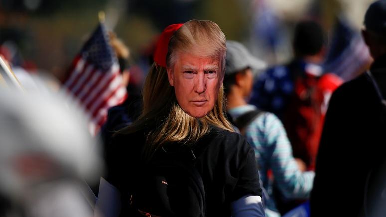 Польский профессор: когда Трамп уйдёт, мы останемся одни