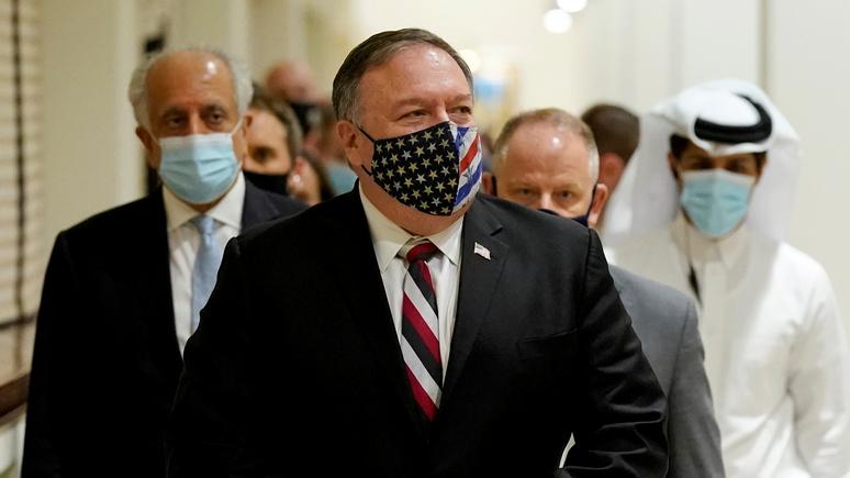 Economic Times: Вашингтон ввёл санкции против российских и китайских компаний, помогавших Ирану разрабатывать ракеты