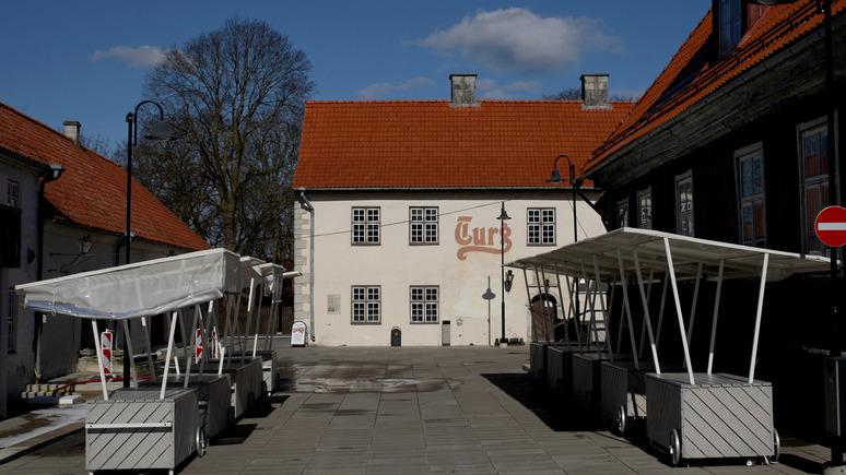 Postimees: туристов из России нет — отели Эстонии ждут суровые времена