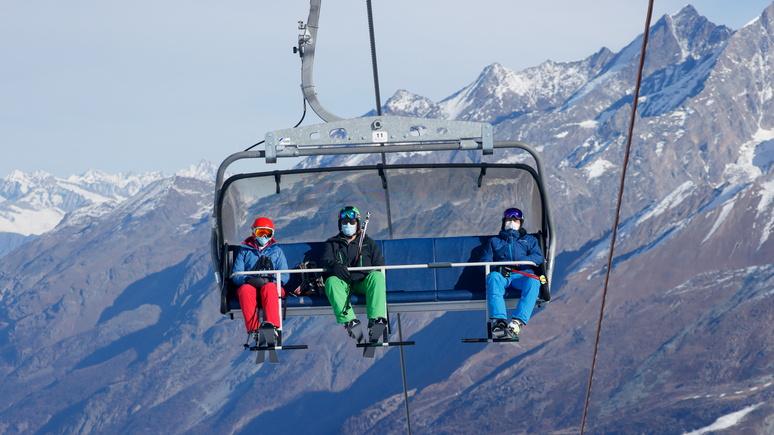 Le Figaro: Макрон возмутил оппозицию решением не пускать французов на заграничные горнолыжные курорты