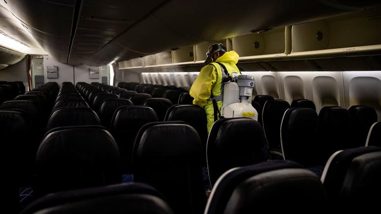 Die Welt объяснила, как авиакомпании «подсадят» людей на обязательную вакцинацию от коронавируса