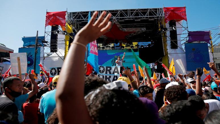 El Periódico: Мадуро объявил о победе на парламентских выборах