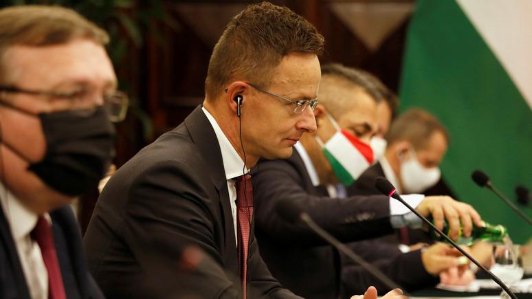 112: в ЕС не отреагировали на притеснения венгерского меньшинства на Украине